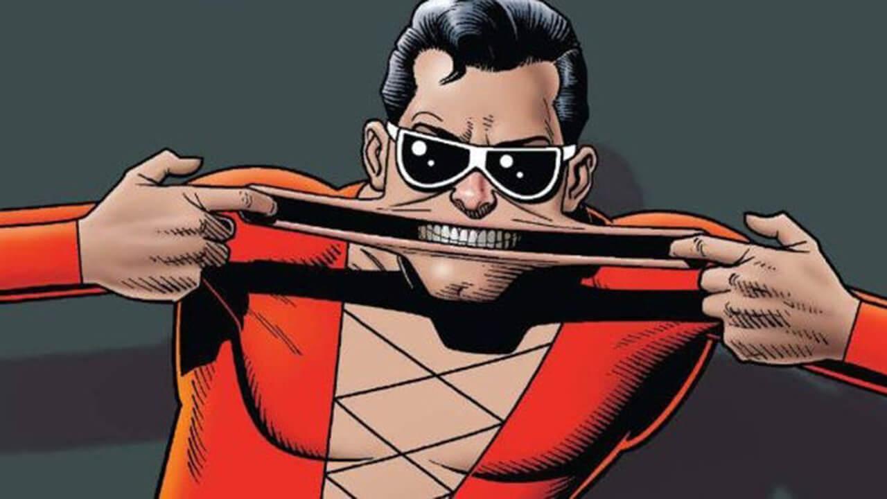 繼《沙贊!》之後,DC 漫畫《塑膠人》(Plastic Man) 也將忠於歡樂精神改編成電影。