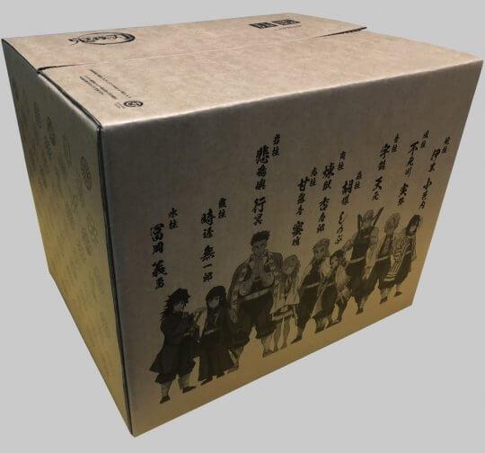 第二彈《鬼滅之刃》UT 9/21 起全台實體店舖與網路商店同步上市,網購將以聯名圖案紙箱出貨。