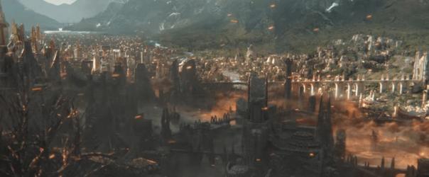 《 雷神索爾: 諸神黃昏》(Thor: Ragnarok) 劇照。