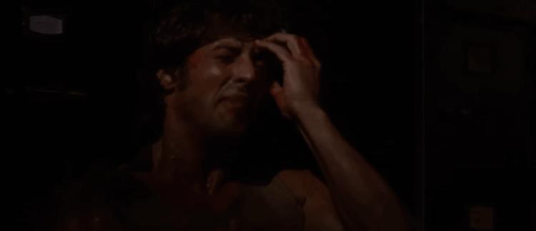 《第一滴血》藍波可能是你心中曾經的銀幕英雄,但他也是個受 PTSD 折麼的凡人。