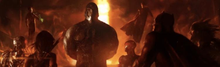 史奈德的 DC 五部曲最後會對上宇宙魔王「達克賽德」。