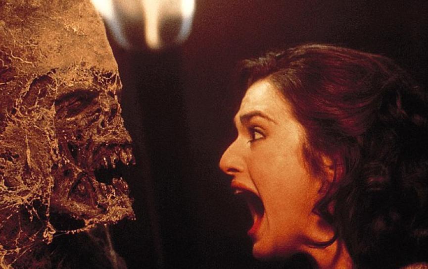 1999 年電影《 神鬼傳奇 》 劇照 。