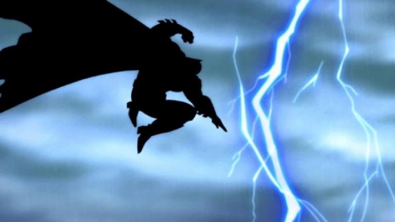 喬伊書馬克一度很想將法蘭克米勒的《黑暗騎士回歸》給具現化,只是......