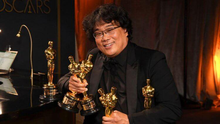 《寄生上流》導演奉俊昊。