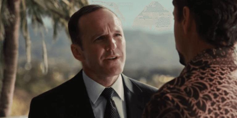 考森探員對史塔克從來沒有好臉色