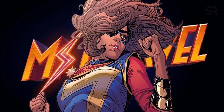 漫威漫畫中,「驚奇女士」是「異人族」的一員,永有異於常人的非凡能力。