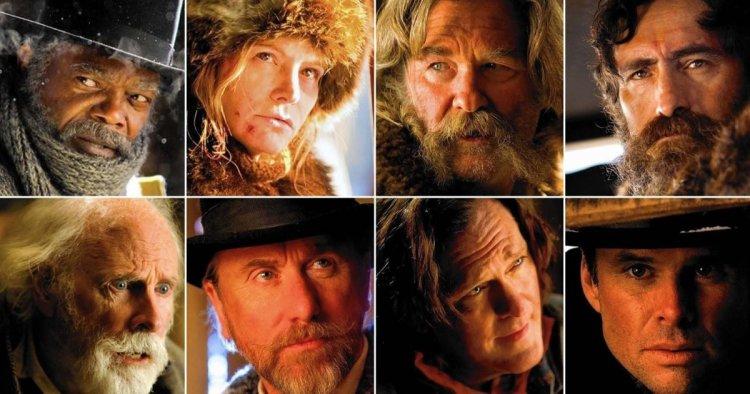 《八惡人》劇照。