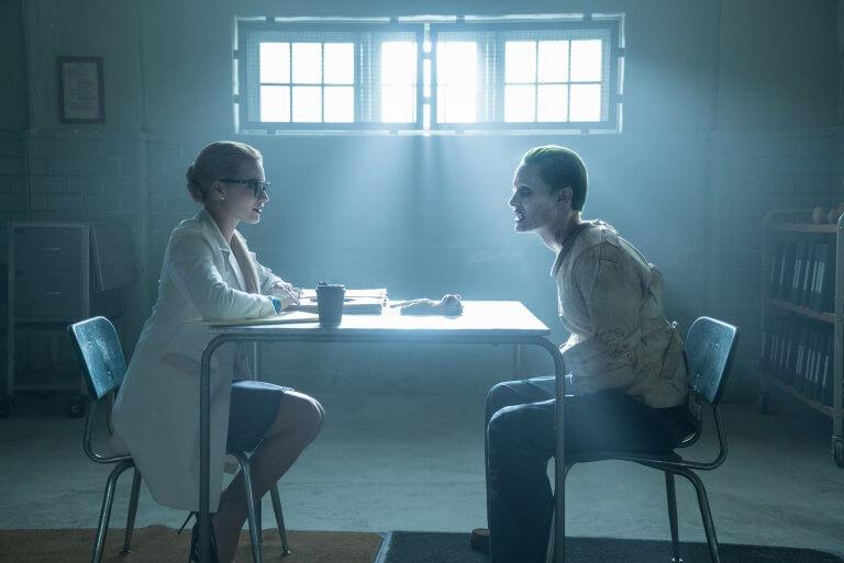 《自殺突擊隊》(Suicide Squad) 裡的小丑女與小丑,但到了《猛禽小隊》之後,此情此景將不復存在。