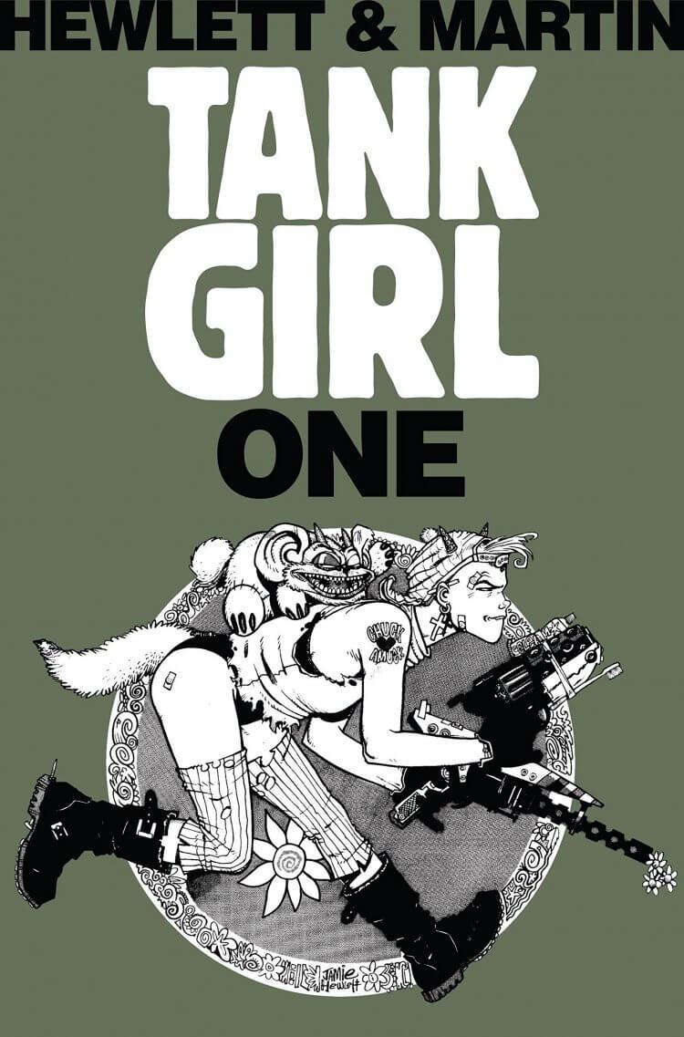 1988 年開始發行的英國漫畫《坦克女郎》將有機會由瑪格羅比所持的製片公司推真人重啟電影。