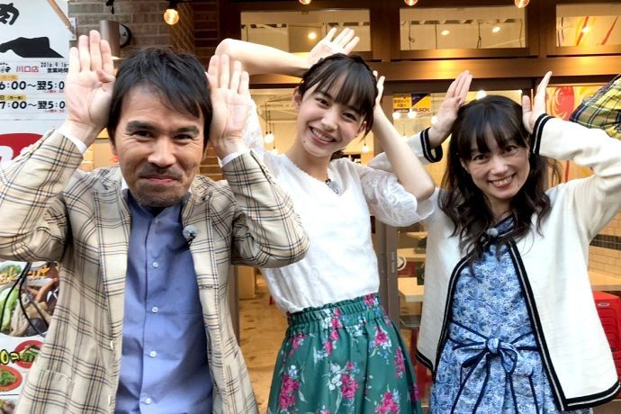 日本電影《一屍到底》團隊力作,喜劇《伊索遊戲》劇照。