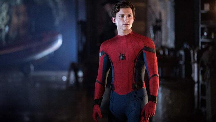 由索尼影業負責發行,湯姆霍蘭德主演的 MCU 漫威電影宇宙超級英雄電影《蜘蛛人》。
