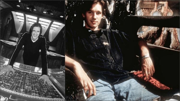 當年執導《撕裂地平線》的安德森,他才 32 歲