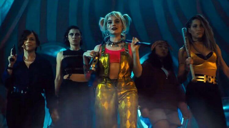 《猛禽小隊:小丑女大解放》是少有的女子幫派動作片。