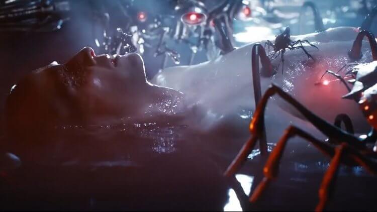《駭客任務:復活》預告:注意眼部