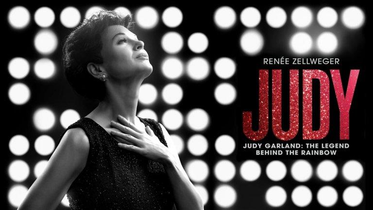【影評】《茱蒂》:芮妮齊薇格演活了茱蒂嘉蘭,她是一代巨星,也是渴望愛的小女孩