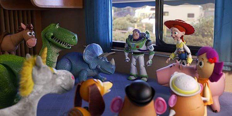《玩具總動員4》劇照