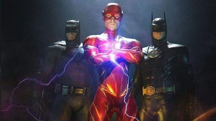 《閃電俠》將會有班艾佛列克與米高基頓飾演的兩位蝙蝠俠。