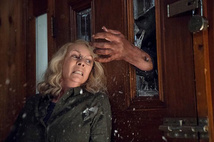 潔美李寇蒂斯 將在《 月光光新慌慌 》重新遭遇 面具殺人魔 麥可邁爾斯 。