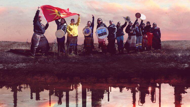 艾略特佩吉與伊恩丹尼爾共同執導的紀錄片《There's Something in Water》,探索加拿大境內的環境種族主義。