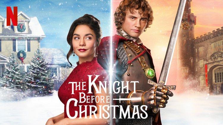 【線上看】Netflix 聖誕電影《穿越時空的騎士》凡妮莎哈金斯帶你尋找甜蜜真愛首圖