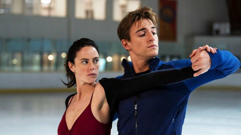 【線上看】凱亞絲柯黛蘭莉歐飾演花式溜冰選手面對心魔!Netflix 影集《冰上旅程》(Spinning Out) 新年開播
