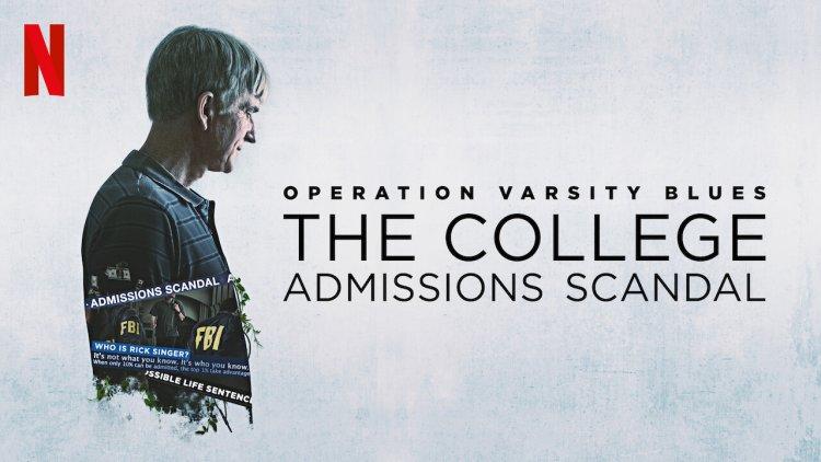 【影評】《買進名校:美國大學舞弊風暴》: 截然不同的傳記電影,窺探犯罪者的複雜面向首圖