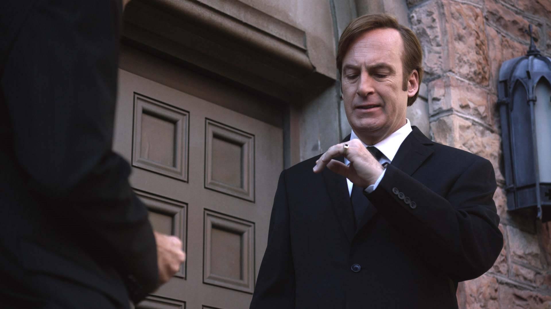 《絕命毒師》延伸影集:《絕命律師》。