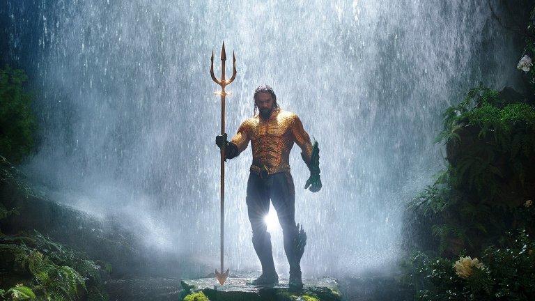 由溫子仁打造的 DC 超級英雄電影《水行俠》初步風評都還不錯,值得期待。