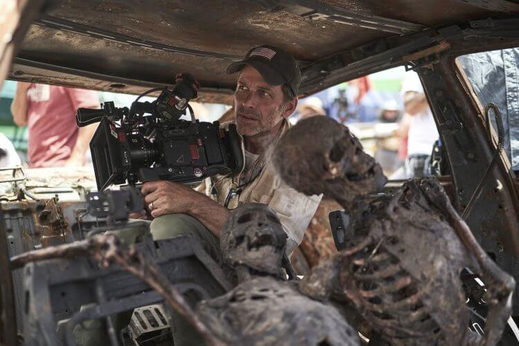 《活屍大軍》導演查克史奈德。