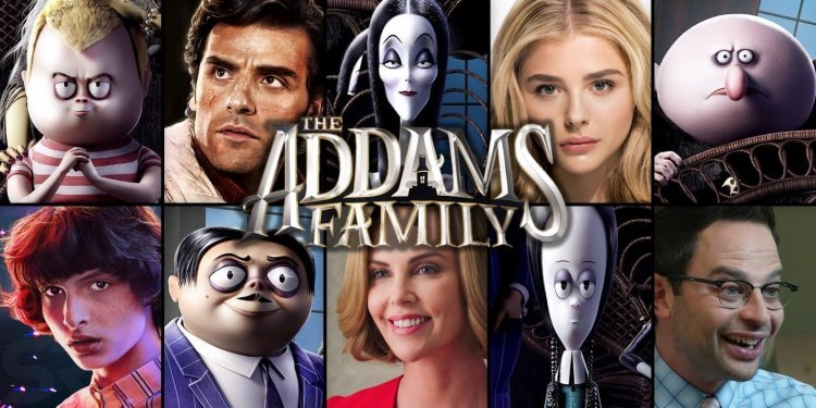 《阿達一族》(The Addams Family) 配音卡司堅強。