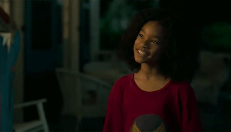 《驚奇隊長》片中飾演卡蘿丹佛斯好友瑪麗亞之女「莫妮卡」的童星亞琪拉卡巴。