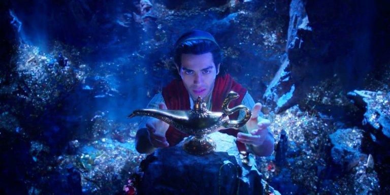 迪士尼《 阿拉丁 》真人版電影將會忠實呈現充滿財寶的「神祕洞穴」場景。