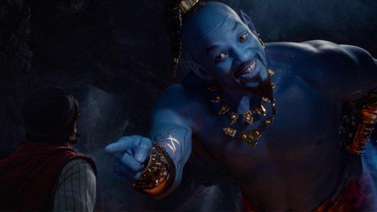 藍藍香果真不一樣 !《阿拉丁》成威爾史密斯從影以來票房成長速度最快的電影首圖