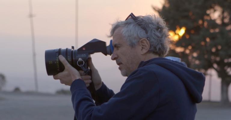 2019年 (第76屆) 金球獎 最佳導演 艾方索柯朗(Alfonso Cuaron)/《羅馬》(Roma)