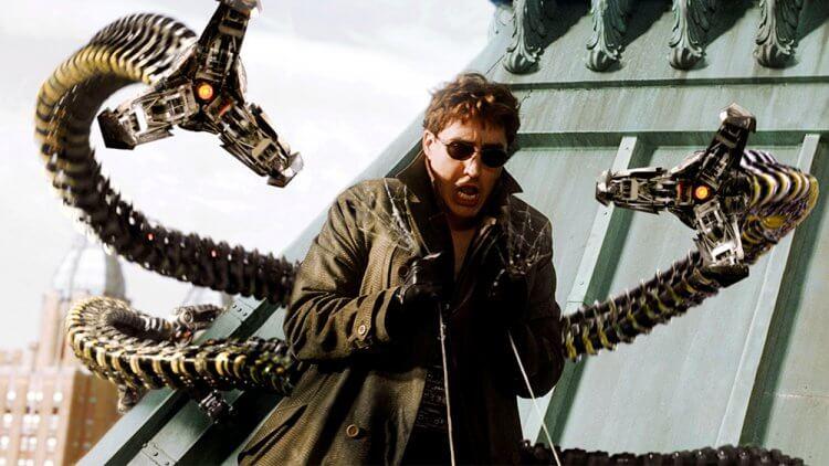 《蜘蛛人2》八爪博士。