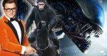 異形!人猿!特務們!迪士尼證實將繼續開發福斯三大電影系列!