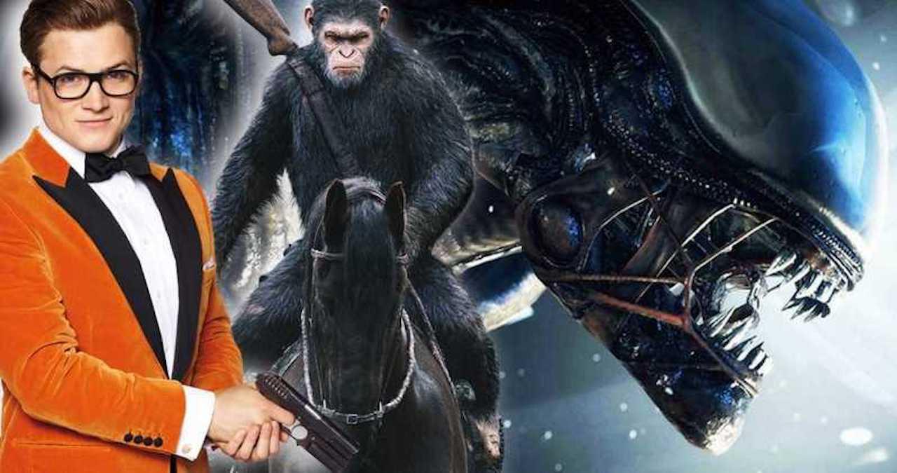 異形!人猿!特務們!迪士尼證實將繼續開發福斯三大電影系列!首圖
