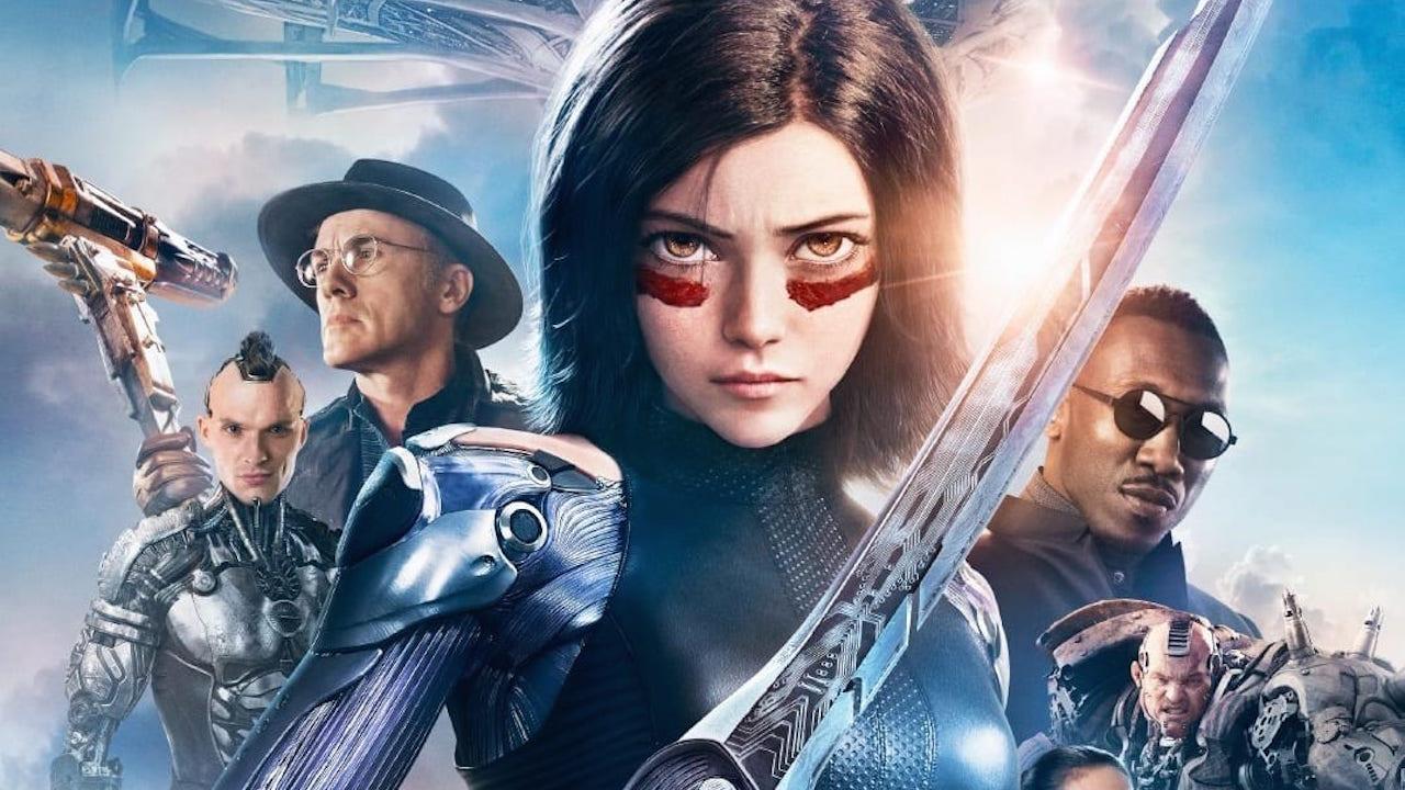 【影評】《艾莉塔:戰鬥天使》詹姆斯卡麥隆多年磨一劍的機甲夢首圖