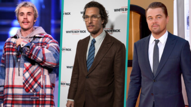 知名藝人小賈斯汀、馬修麥康納以及李奧納多狄卡皮歐等人紛紛響應「All in Challenge」募捐活動。