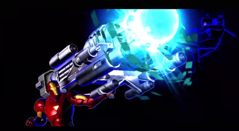 鋼鐵人的終極武器:質子加農炮在《復仇者聯盟4》最新場邊照曝光。