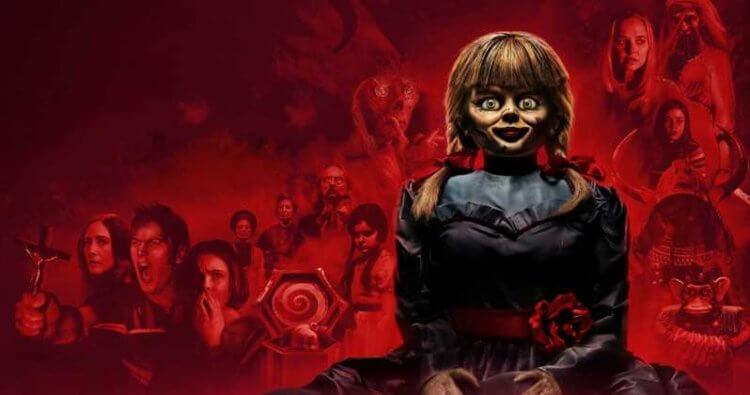 蓋瑞道柏曼執導的恐怖電影《安娜貝爾回家囉》票房也保持穩定。