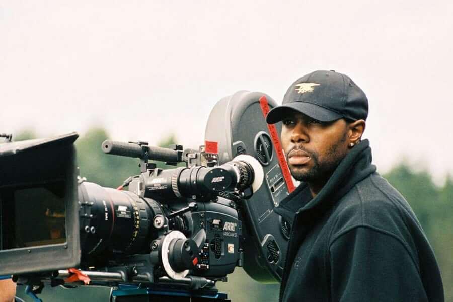 導演安東尼法奎。