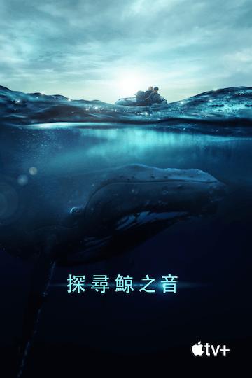 紀錄片《探尋鯨之音》電影海報。