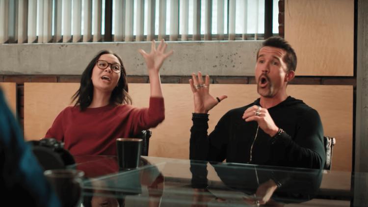 Apple TV+ 影集《神話任務 2》笑演你的辦公日常 5/7 起線上看起來首圖