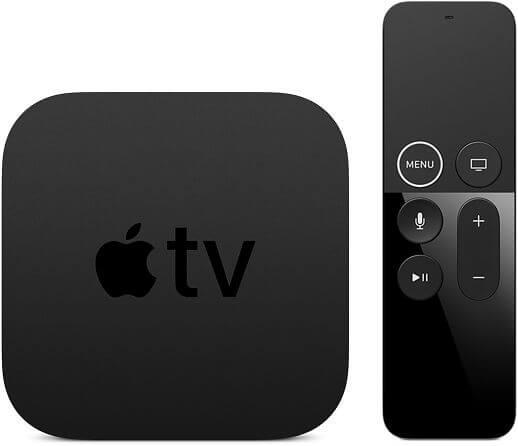 智慧電視盒 Apple TV 4K。