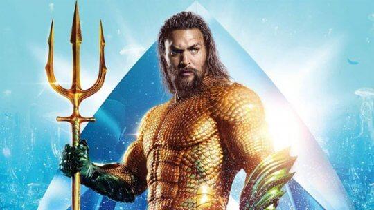 《水行俠》(Aquaman) 劇照。