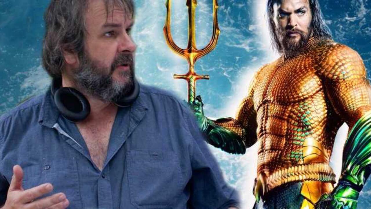 你知道《水行俠》找過《魔戒》導演彼得傑克森來掌鏡嗎?但他拒絕了,還 2 次!首圖