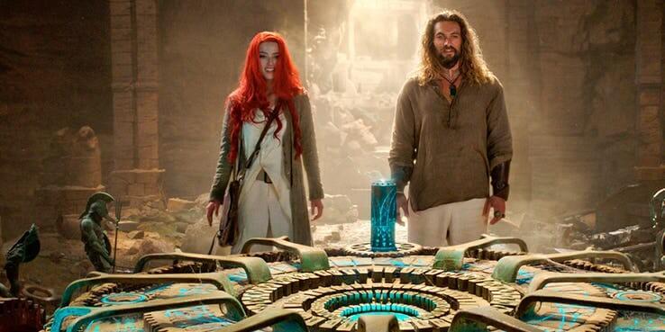 安柏赫德原本對於接下《水行俠》梅拉一角感到十分猶豫。