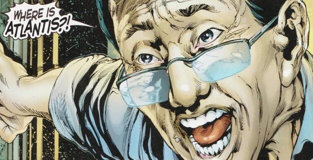 《水行俠》電影片尾出線的「沈博士」其實大有故事!