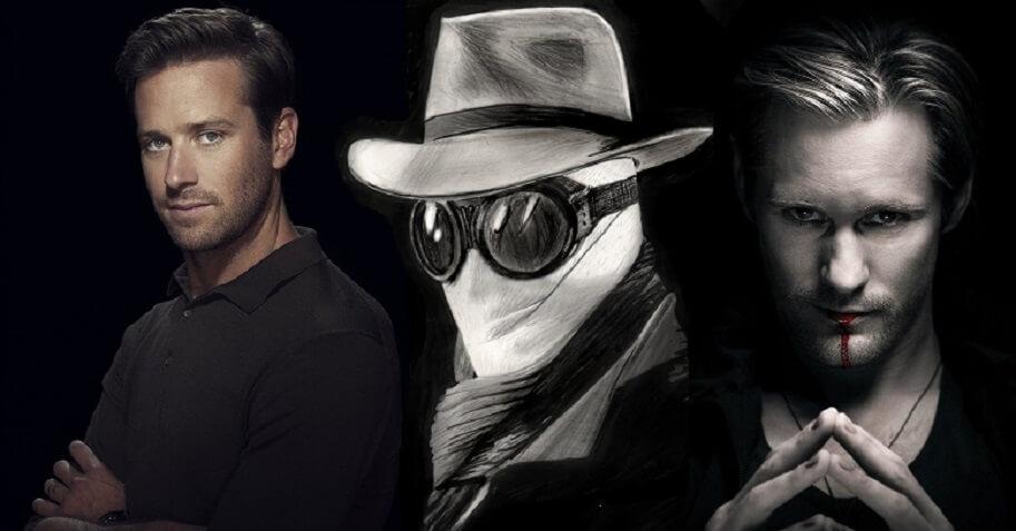 新《隱形人》會是誰?強尼戴普之外,艾米漢默及亞歷山大史柯斯嘉這兩位影星為現階段較有利的演出人選。